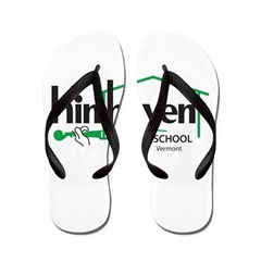 NEW! Kinhaven Logo Flip-Flops