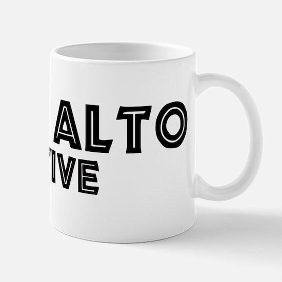 Palo Alto Native Mug
