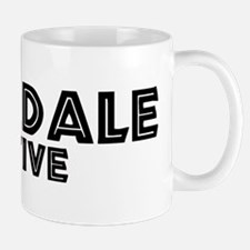 Palmdale Native Mug