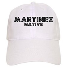 Martinez Native Baseball Cap