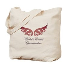 worlds_coolest_gma.png Tote Bag