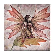 Autumn Fairy Fantasy Art by Molly Harrison Tile Co