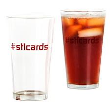#stlcards Drinking Glass
