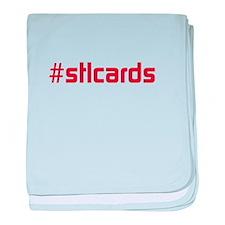 #stlcards baby blanket