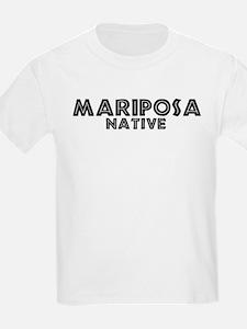 Mariposa Native Kids T-Shirt