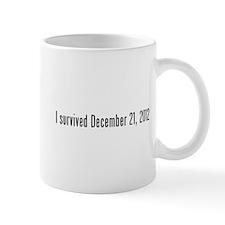 I survived 12.21.12 Mug