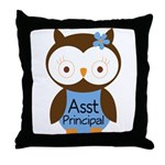 Assistant Principal Gift Throw Pillow