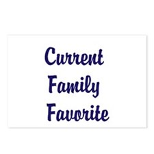 Current Family Favorite Funny Postcards (Package o