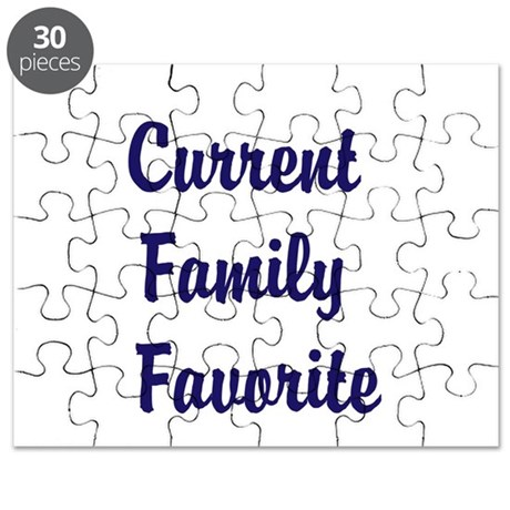 Current Family Favorite Funny Puzzle