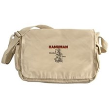 Hindu Hanuman Messenger Bag