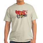 Angola Flag Light T-Shirt