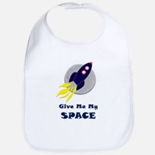 Give Me My Space Bib