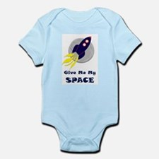Give Me My Space Infant Bodysuit