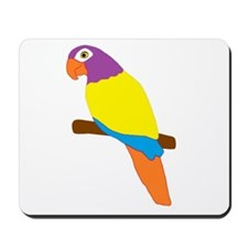 Parrot Bird Design Mousepad
