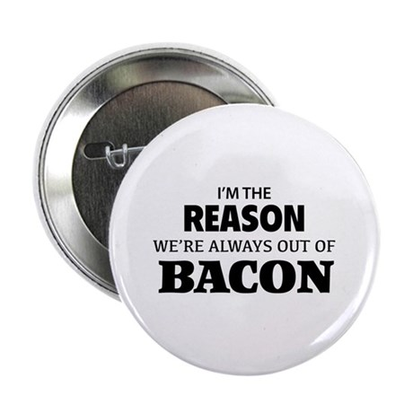 "Bacon 2.25"" Button (10 pack)"