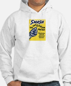 Smash the Prostitution Racket Hoodie