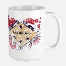 Arkansas Flag Mug