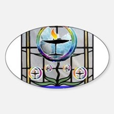 Unitarian 5 Decal
