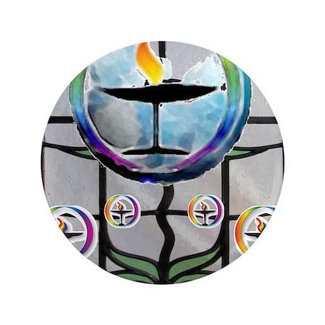 """Unitarian 5 3.5"""" Button (100 pack)"""
