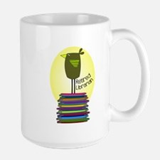retired librarian BOOK BIRD 2.PNG Mug