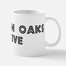 Sherman Oaks Native Mug