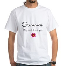 Summer: the greatest time of year T-shirt