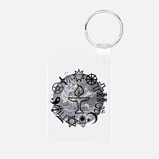 Unitarian 6 Keychains