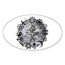 Unitarian 6 Decal