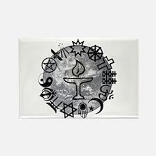 Unitarian 6 Rectangle Magnet (10 pack)