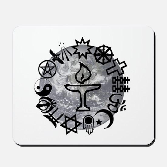 Unitarian 6 Mousepad