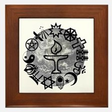 Unitarian 6 Framed Tile