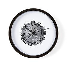 Unitarian 6 Wall Clock