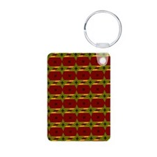 Indian Blanket Style Keychains
