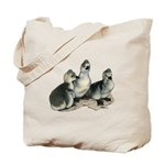 Tufted Toulouse Goslings Tote Bag