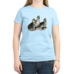 Tufted Toulouse Goslings Women's Light T-Shirt