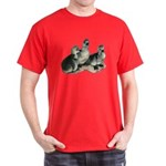 Tufted Toulouse Goslings Dark T-Shirt