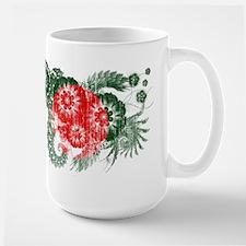 Bangladesh Flag Large Mug