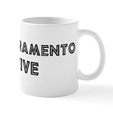 West Sacramento Native Coffee Mug
