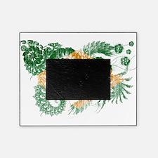 Brazil Flag Picture Frame