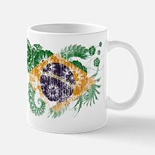 Brazil Flag Mug