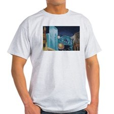 Tyne Bridge at Night T-Shirt
