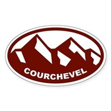 Courchevel Decal
