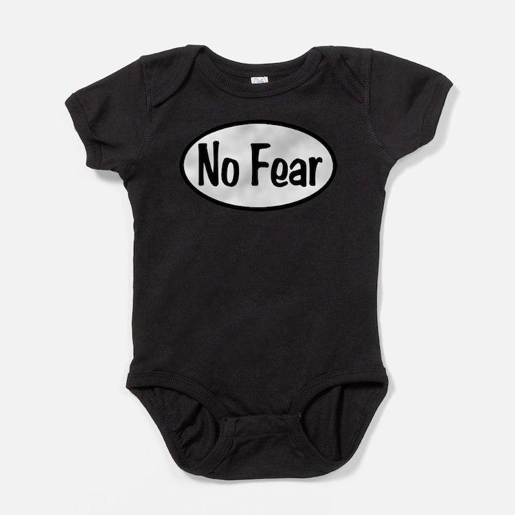 No Fear Oval Body Suit