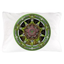 Elemental Pentacle - Earth Pillow Case
