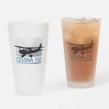 Aircraft Cessna 150 Drinking Glass