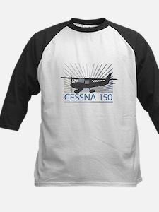 Aircraft Cessna 150 Kids Baseball Jersey