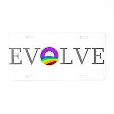 Evolve 2012. Support Marriage Equality Aluminum Li