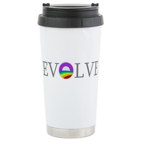 Evolve 2012. Support Marriage Equality Stainless S