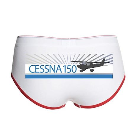 Aircraft Cessna 150 Women's Boy Brief
