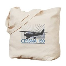 Aircraft Cessna 150 Tote Bag